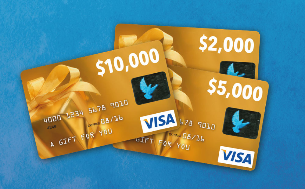 17000 visa gift card giveaway billys lookout 17000 visa gift card giveaway negle Image collections