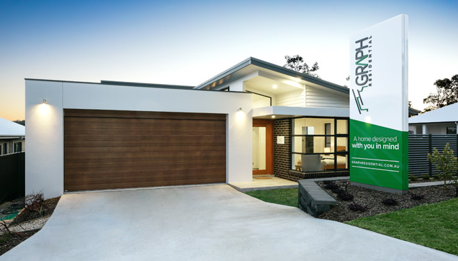 Graph Residential | Display Home Lake Macquarie