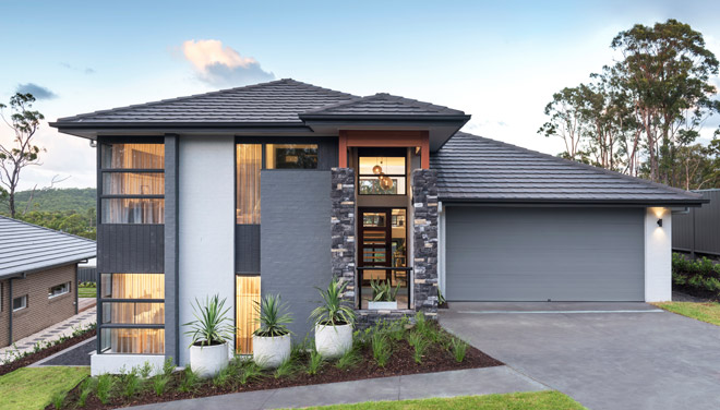 Montgomery Homes | Display Home Lake Macquarie