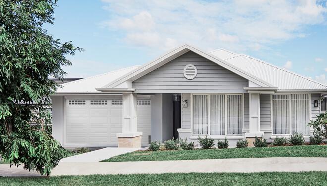 Clarendon Homes   Display Home Lake Macquarie